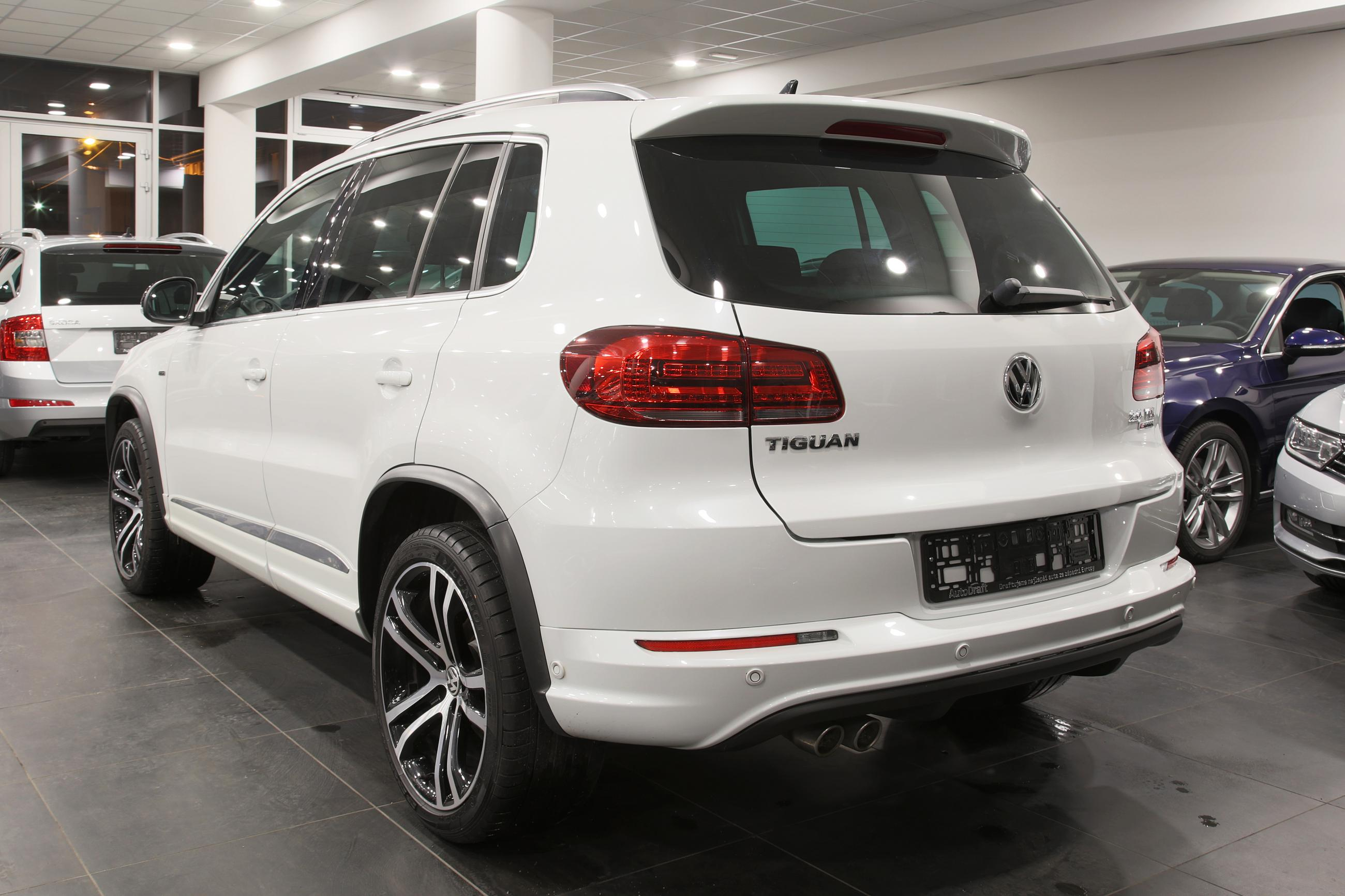 volkswagen tiguan sport style 2 0 tdi dsg cityscape 135. Black Bedroom Furniture Sets. Home Design Ideas