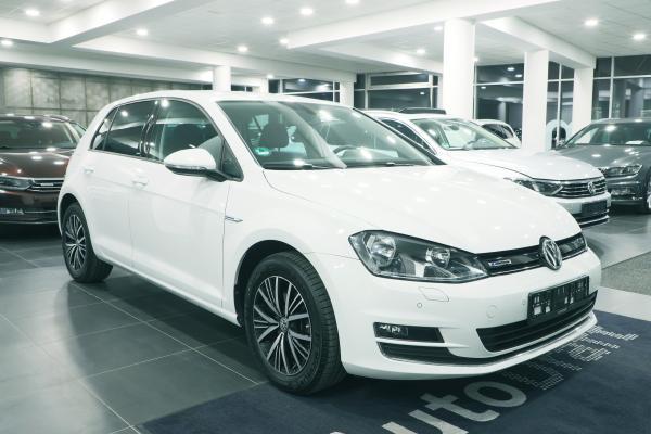 """Volkswagen Golf """"ALLSTAR"""" 1.4 TGI 81kW CNG"""