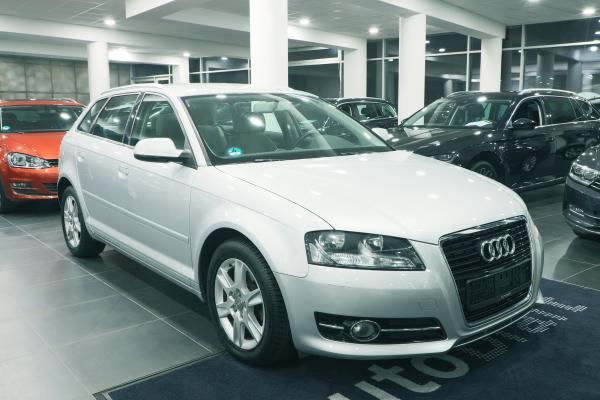 Audi A3 Sportback 1.6 TDI 66kW / DPH nelze odečíst