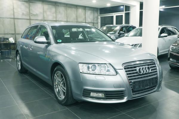 Audi A6 Avant 2.0 TDI 125kW Aut. / DPH nelze odečíst