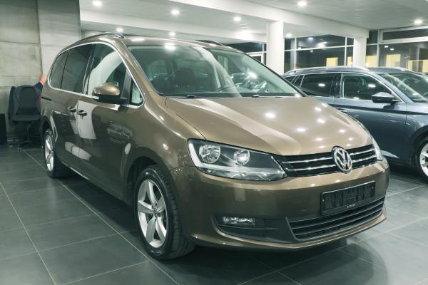 Volkswagen Sharan 2.0 TDI 103kW 4x4 / DPH nelze odečíst