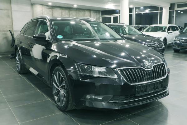 Škoda Superb 3 Combi Laurin & Klement 2.0 TDI 110kW DSG