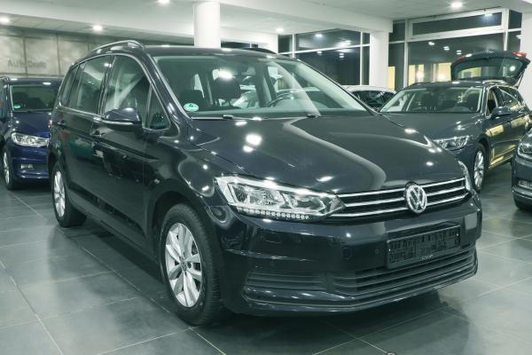 Volkswagen Touran Comfortline 2.0 TDI 110kW DSG