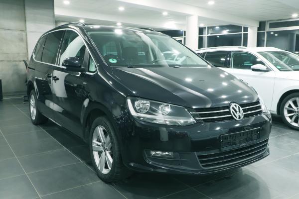 "Volkswagen Sharan ""MATCH"" 2.0 TDI 103kW DSG 7- míst"