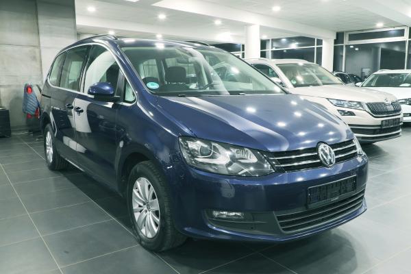 Volkswagen Sharan Comfortline 2.0 TDI 110kW DSG