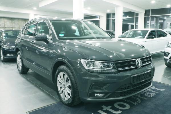 Volkswagen Tiguan Trendline 2.0 TDI 110kW DSG