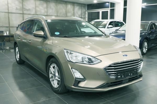 Ford Focus Turnier Cool&Connect 1.5 TDCi 70kW