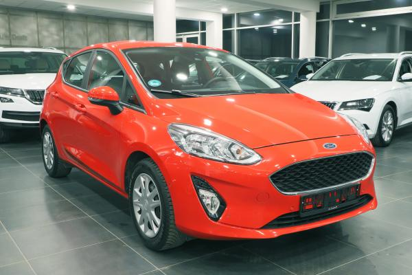 Ford Fiesta 1.1 63kW