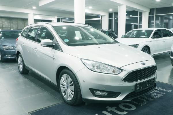 Ford Focus Turnier 1.0 92kW / Automat