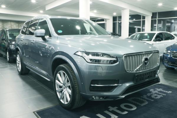 Volvo XC90 D4 140kW Geartronic Inscription 4x2 / 7-míst / Webasto