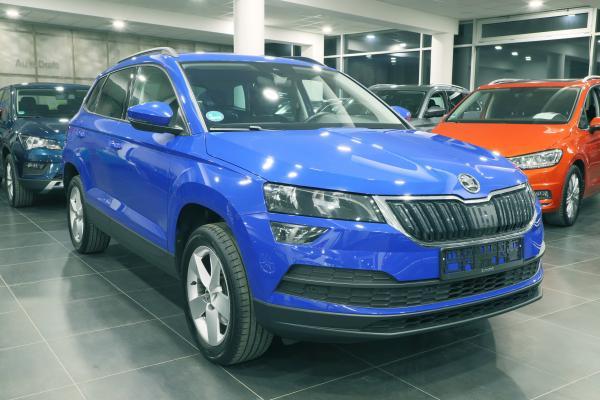 Škoda Karoq 1.0 TSI 85kW