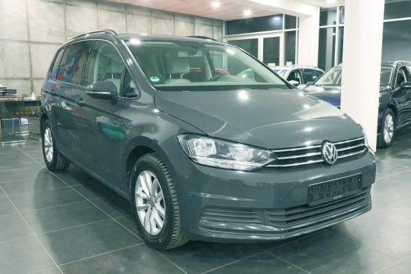 Volkswagen Touran Comfortline 2.0 TDI 110kW