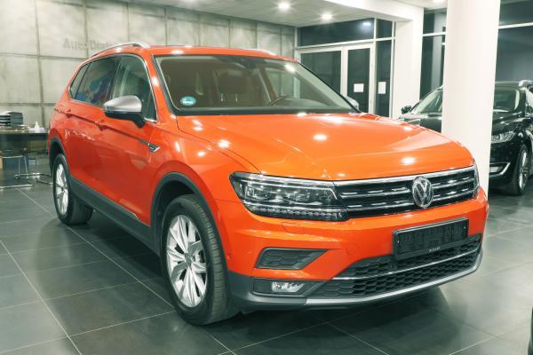 Volkswagen Tiguan Allspace Highline 4x4 2.0 TDI 110kW DSG / Active info display