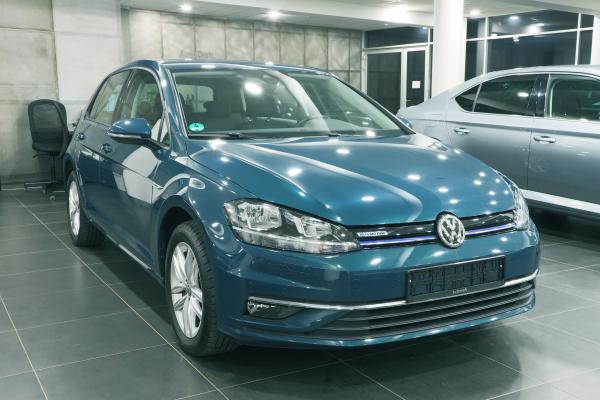 Volkswagen Golf 7 Comfortline 1.4 TGI CNG 81kW / Webasto