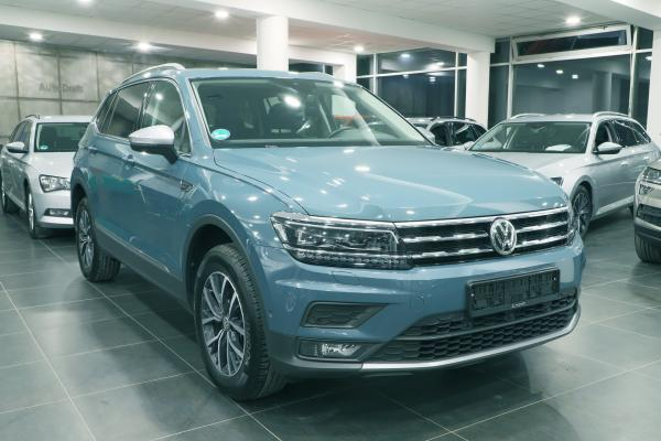 Volkswagen Tiguan Allspace Comfortline 2.0 TDI 110kW DSG / Active info display / Tovární záruka