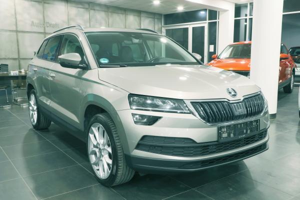 Škoda Karoq Style 4x4 2.0 TDI 110kW DSG