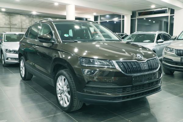 Škoda Karoq 4x4 2.0 TDI 110kW