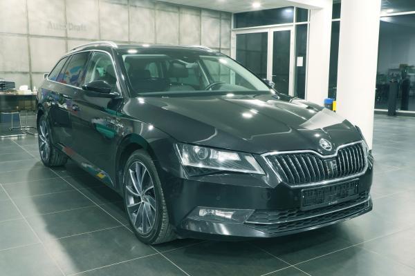 Škoda Superb 3 Combi Laurin & Klement 2.0 TDI 140kW