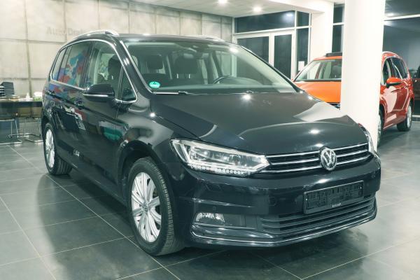 Volkswagen Touran Highline 2.0 TDI 110kW DSG