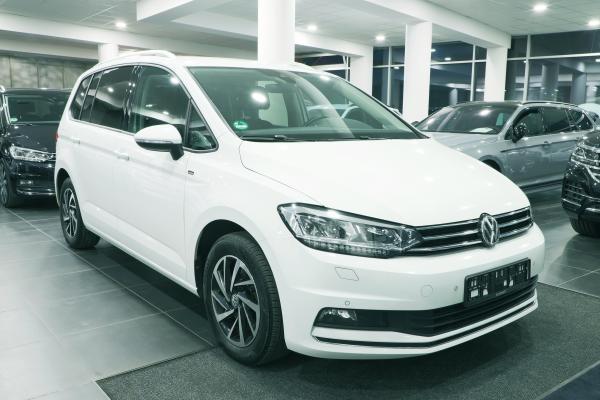 Volkswagen Touran 2.0 TDI 110kW DSG