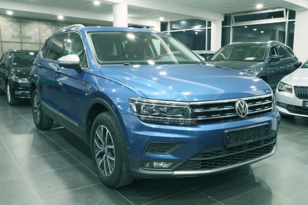 Volkswagen Tiguan Allspace Comfortline 2.0 TDI 110kW DSG / Active info display / Webasto