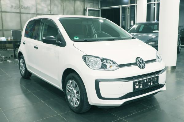 Volkswagen up! load up! 1.0 44kW / 2-místa