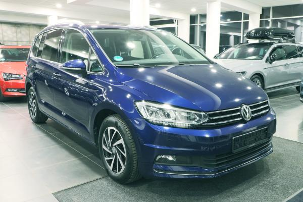 Volkswagen Touran 2.0 TDI 110kW DSG / Webasto
