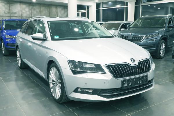 Škoda Superb 3 Combi Laurin & Klement 2.0 TDI 140kW DSG