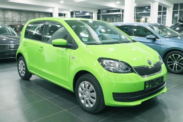 Škoda Citigo 1.0 MPI G-TEC 50kW / CNG