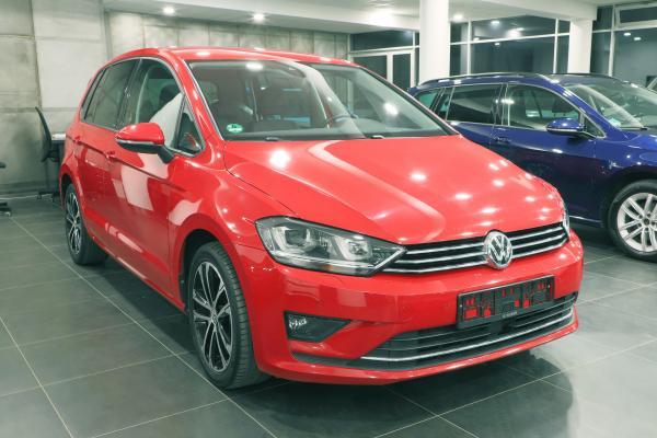 "Volkswagen Golf Sportsvan ""ALLSTAR"" 1.4 TSI 110kW"