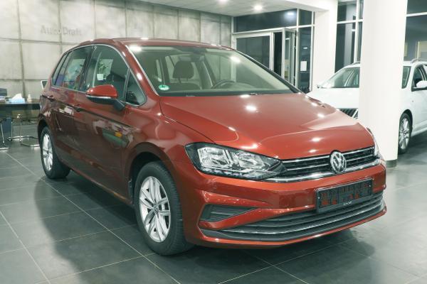 Volkswagen Golf Sportsvan Comfortline 1.5 TSI 96kW