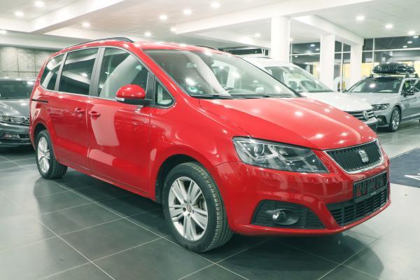 SEAT Alhambra Style 4x4 2.0 TDI 103kW 7- míst