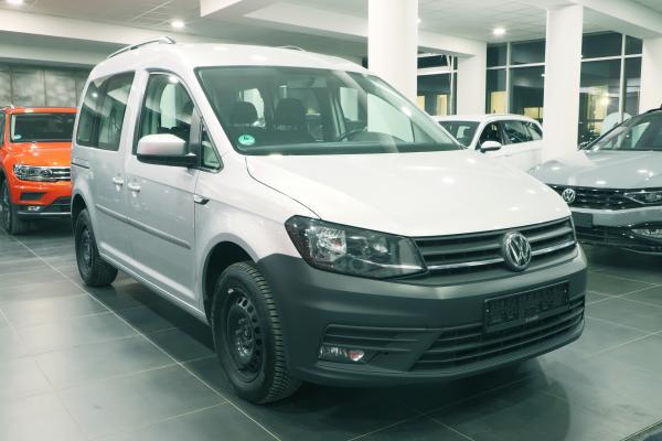Volkswagen Caddy Kombi 2.0 TDI 75kW / Webasto