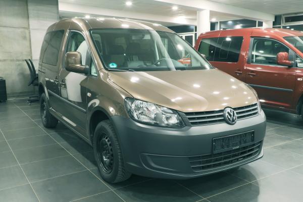 Volkswagen Caddy Kombi 1.6 TDI 55kW