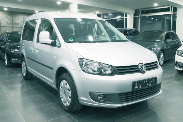 Volkswagen Caddy Kombi 1.6 TDI 75kW / 7-míst
