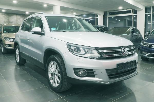 Volkswagen Tiguan Sport & Style 4x4 2.0 TDI 125kW