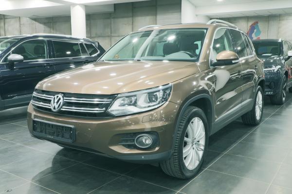 """Volkswagen Tiguan """"CUP"""" 4x4 2.0 TDI 130kW DSG"""