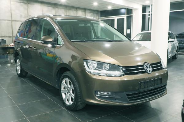 Volkswagen Sharan Highline 2.0 TDI 103kW /  7-míst