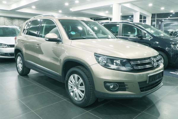 Volkswagen Tiguan Sport & Style 2.0 TDI 103kW