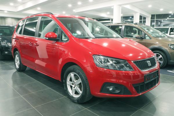 SEAT Alhambra Style 2.0 TDI 103kW