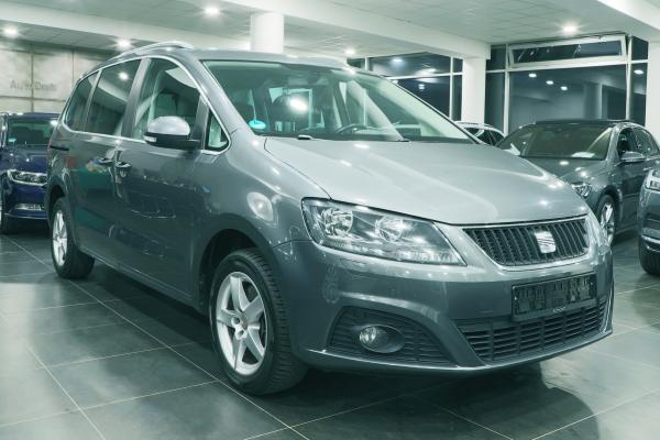 SEAT Alhambra Style 2.0 TDI 103kW / 7-míst