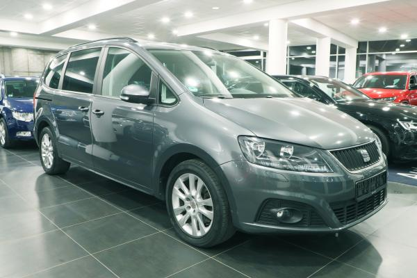 SEAT Alhambra Style 2.0 TDI 103kW Ecomotive