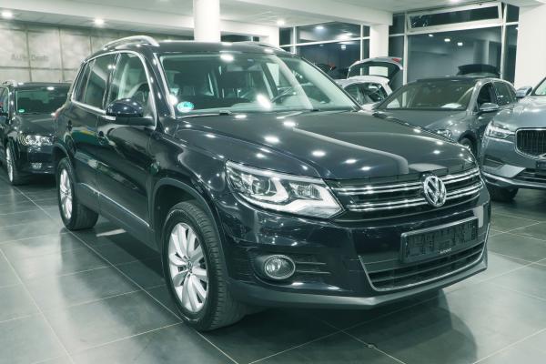 Volkswagen Tiguan Sport & Style 4x4 2.0 TDI 103kW