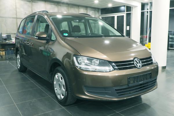 Volkswagen Sharan 2.0 TDI 103kW
