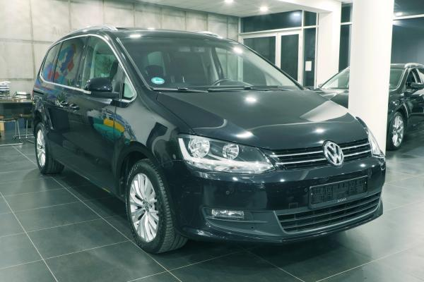 "Volkswagen Sharan ""STYLE"" 2.0 TDI 103kW / 7-míst"