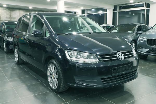 Volkswagen Sharan Trendline 2.0 TDI 103kW / 7-míst