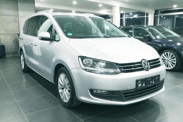 Volkswagen Sharan 2.0 TDI 103kW DSG