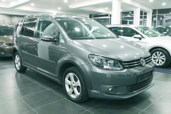 Volkswagen Touran Cross 2.0 TDI 103kW