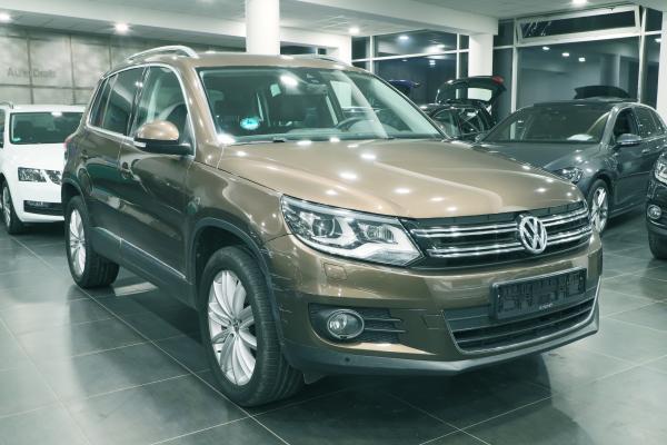 Volkswagen Tiguan Sport & Style 4x4 2.0 TDI 103kW DSG