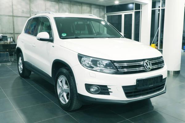 """Volkswagen Tiguan """"LIFE"""" 2.0 TDI 103kW"""